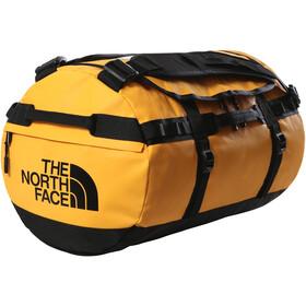 The North Face Base Camp Duffel Bag S, amarillo/negro